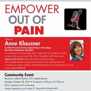 Empower flyer